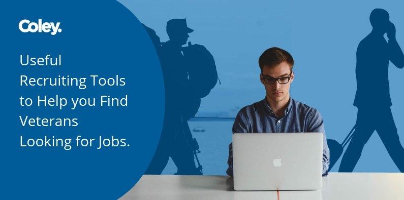 tools to Help fid Veterans Looking for Jobs