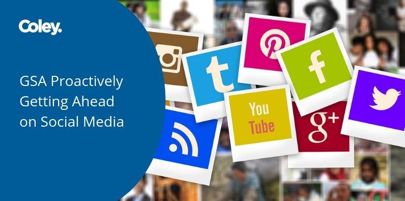 GSA proactive in Social Media