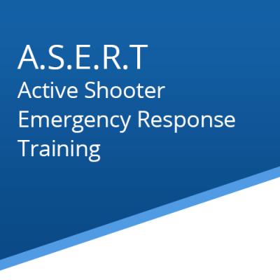 Active Shooter Emergency Response Training