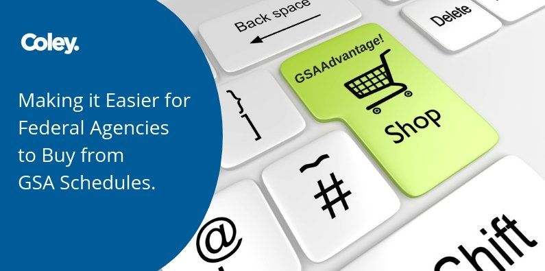 Making it Easier for Federal Agencies to Buy from GSA Schedules