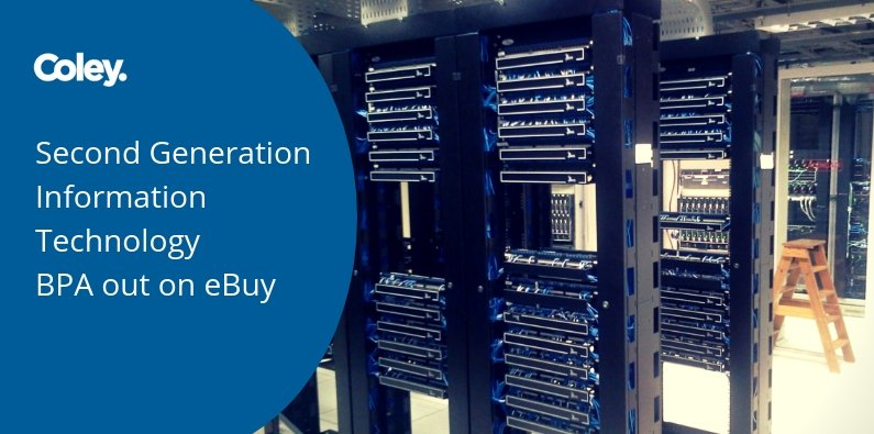 Second Generation IT BPA out on eBuy
