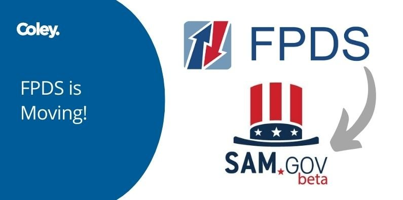 FPDS is Moving to SAM.gov