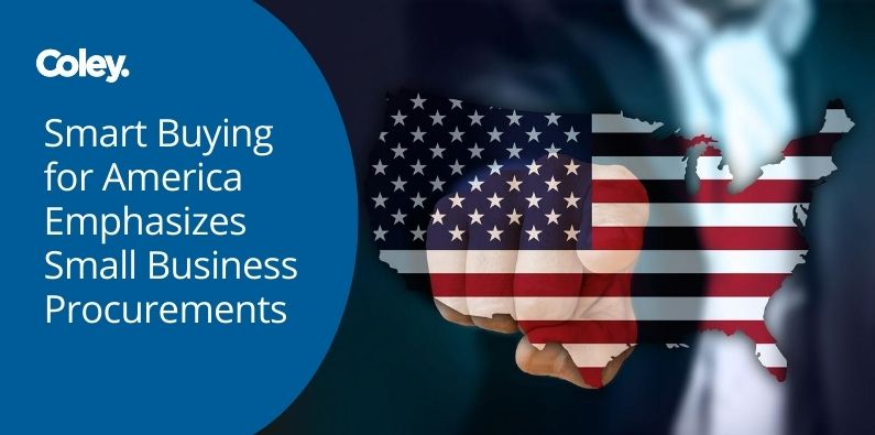 Smart Buying for America Emphasizes Small Business Procurements