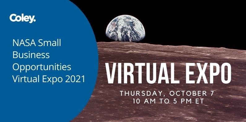 NASA Small Business Opportunities Virtual Expo 2021
